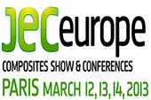 JEC EUROPE Show 2013