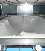 Thermoforming of Large Parts